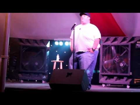 Ralphie May At The Gathering Of The Juggalo'z 2012 (Part 1 Of 3)