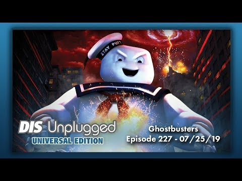 Ghostbusters at Halloween Horror Nights   Universal Edition   07/25/19