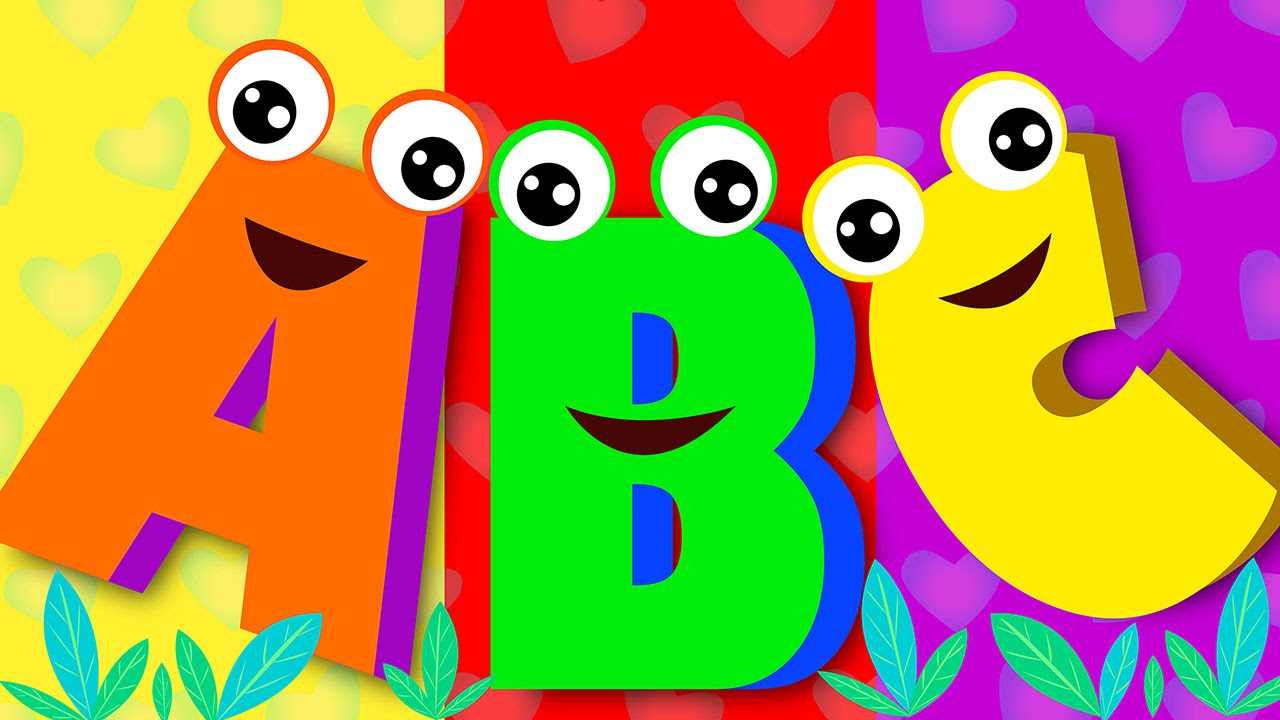 Abc Song For Kids Learning Video Alphabet Nursery Rhymes
