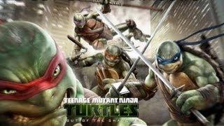 Teenage Mutant Ninja Turtles: Out of the Shadows Gameplay [ PC HD ]
