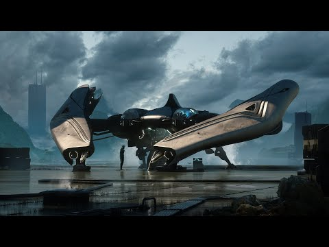 Star Citizen #1 PvP Defender Vs Gladius Vs Hawk