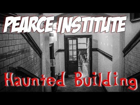 The Haunted Pearce Institute | Scotland