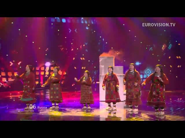 """Бурановские бабушки"" -  ""Party For Everybody"". Евровидение-2012"