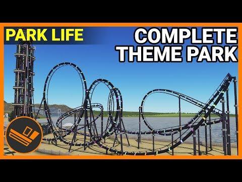 ROLLER COASTER - Park Life (Part 7)