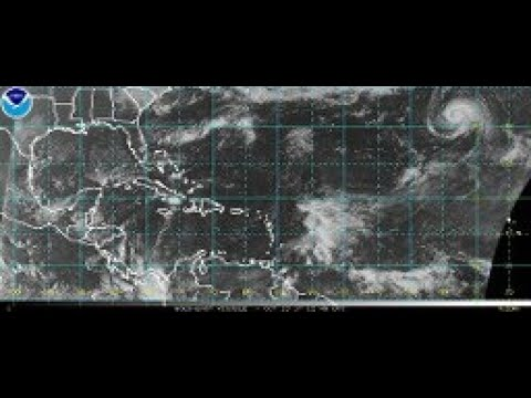 Video: Low-pressure System Southeast of Florida Forecast to Remain Offshore