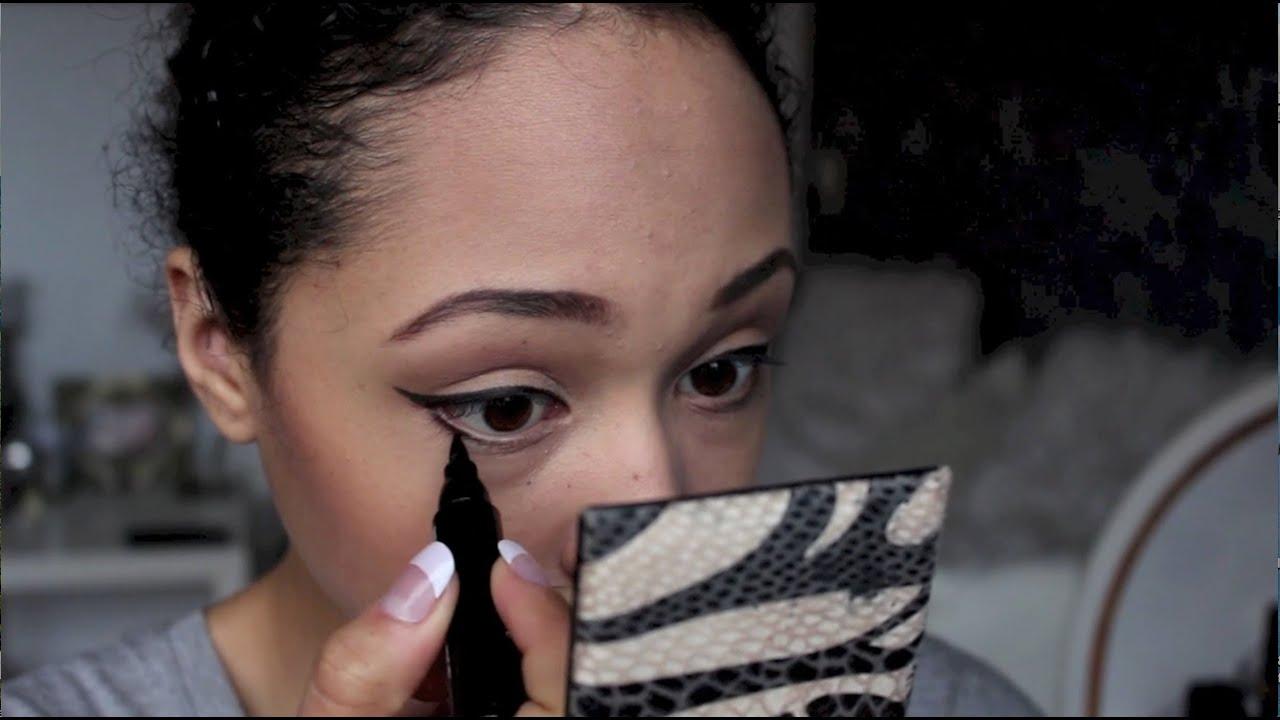Genoeg Jaren 60 geïnspireerd make up look - Melanie Petrona - YouTube @NJ67
