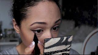 Jaren 60 geïnspireerd make up look - Melanie Petrona