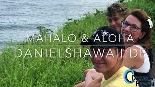 Road to Hana private Tour auf deutsch in Hawaii - Wasserfälle, Lava Höhlen & schwarze Strände