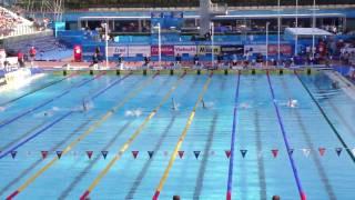 Swimming World Champs (Rome 2009): 200m Backstroke Final