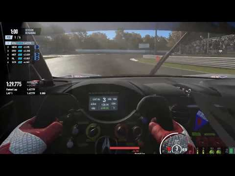 Project Cars 2 VR Racing Online