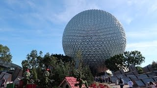A Quick Trip To Disney World's Epcot To Try Food & Drinks From Holidays Around The World!