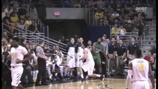 West Virginia - Marshall Basketball Dec 2014 (Full game, LQ)