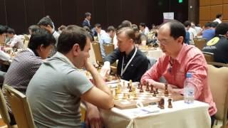Eurasian Blitz Chess Cup, Almaty, Kazakhstan. IX- round. 18. 06. 2016(, 2016-06-18T11:46:19.000Z)