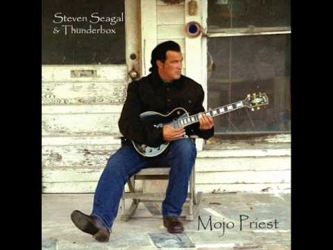 Steven Seagal & Thunderbox Mojo Priest Steamroller 2006