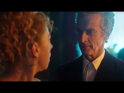 """Hello Sweetie!"" River Song Meets The Twelfth Doctor 