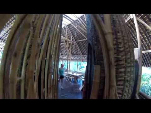 MTV Cribs ~Bali Bamboo House