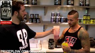 Cellucor Cor-performance Whey Review - Red Velvet Cake And Cinnamon Swirl