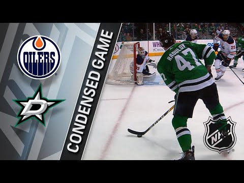 01/06/18 Condensed Game: Oilers @ Stars