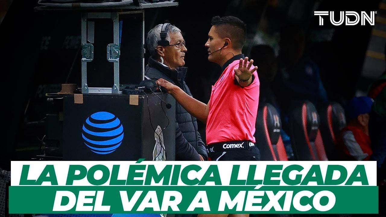 El VAR cumple 2 años en México ¿Ayuda o perjudica en la Liga BBVA MX? | TUDN