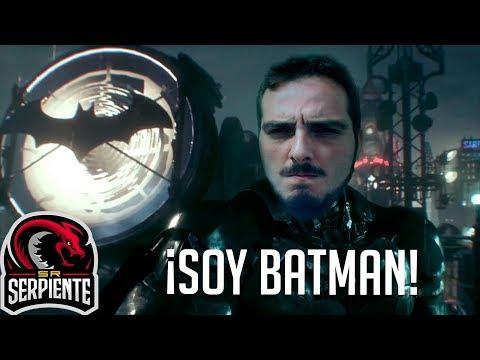 ¡ SOY BATMAN ! | BATMAN ARKHARM VR Pc - Htc Vive Gameplay