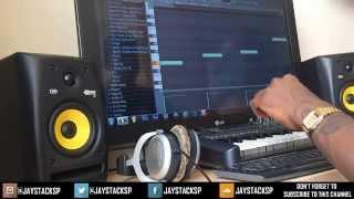 �������� ���� Beat Making In Fl Studio 11 w/ FREE FLP Prod. By Jay Stacks ������
