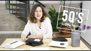 5Q's Selfpackaging - con Gemma Fillol
