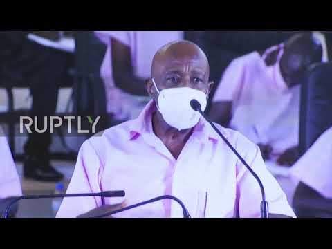 "Rwanda: Trial of ""Hotel Rwanda"" hero and Kagame critic Paul Rusesabagina begins in Kigali"