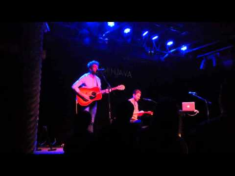 Andrew Belle - Oh My Stars - Live at Jammin Java