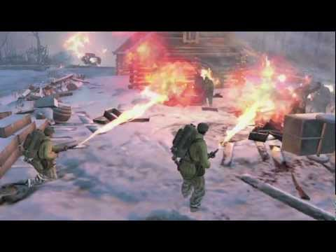 Company of Heroes 2: Debut Gameplay Trailer (Official HD)