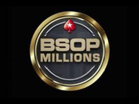 7ª Etapa BSOP MILLIONS 2017 - São Paulo - Main Event - Dia Final