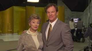 Days Of Our Lives 50th Anniversary Interview - Peggy McCay & Josh Taylor