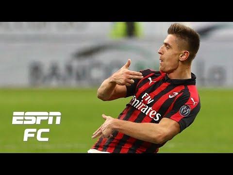 AC Milan star Krzysztof Piatek: 'I was born to score goals'   Serie A