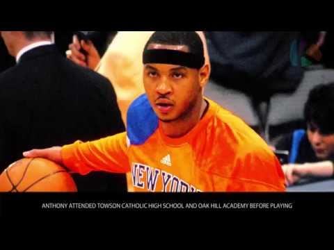 Carmelo Anthony - Rio 2016 Olympics - Wiki Videos by Kinedio