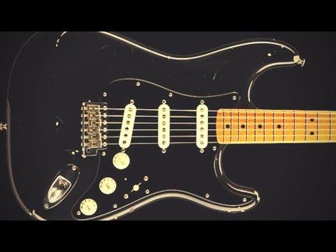Slow Guitar Backing Jam Track   Epic Floyd Vibe (Em)