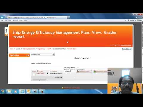 Ship Energy Efficiency Management Planning