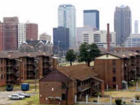 down south housing projects