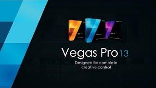 Как сохранить видео в Sony Vegas Pro 13.0 и какой формат выбрать для игр.