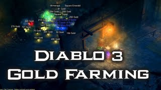 Diablo 3: Easy & Fast Inferno Gold Farming: 250k / hour - Use It While It Works (Patch 1.0.3b)