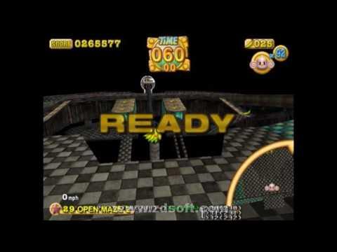 Super Monkey Ball 2 - Custom Levels Pack 1.0 - Expert (w/Music Mods)