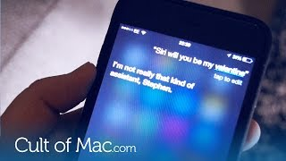 Forget about asking Siri for a date this Valentine's