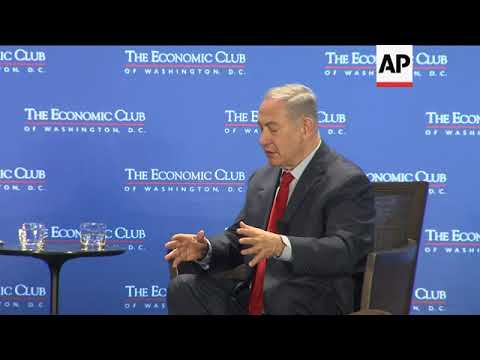 Netanyahu Touts Strength of Israel's Economy