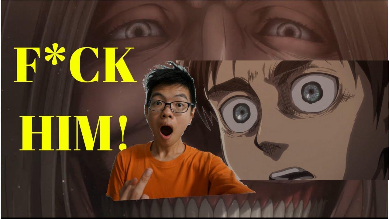 EREN GOD MODE?! | 進撃の巨人 第2期 11話 | Attack on Titan Season 2 Episode 11 Reaction - YouTube