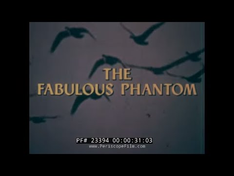 THE FABULOUS PHANTOM II  F-4 PHANTOM MCDONNELL DOUGLAS AIRCRAFT FILM  23394