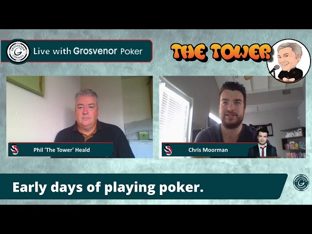 An Hour with The Tower - Chris Moorman Ep.1