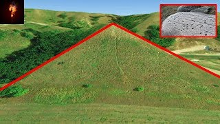 Oldest Pyramid On Earth Found In North Dakota?