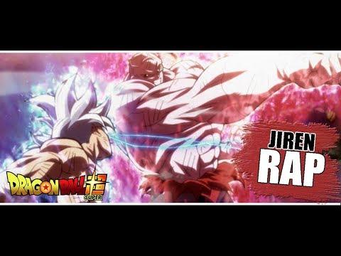 RAP DE JIREN FULL POWER (DRAGON BALL SUPER) | 2018
