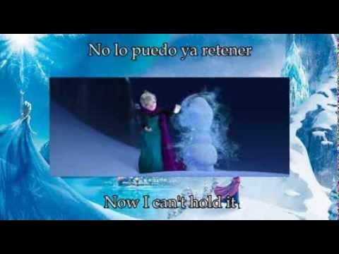 Disney's Frozen - Let it go (Castilian Spanish S&T) - YouTube