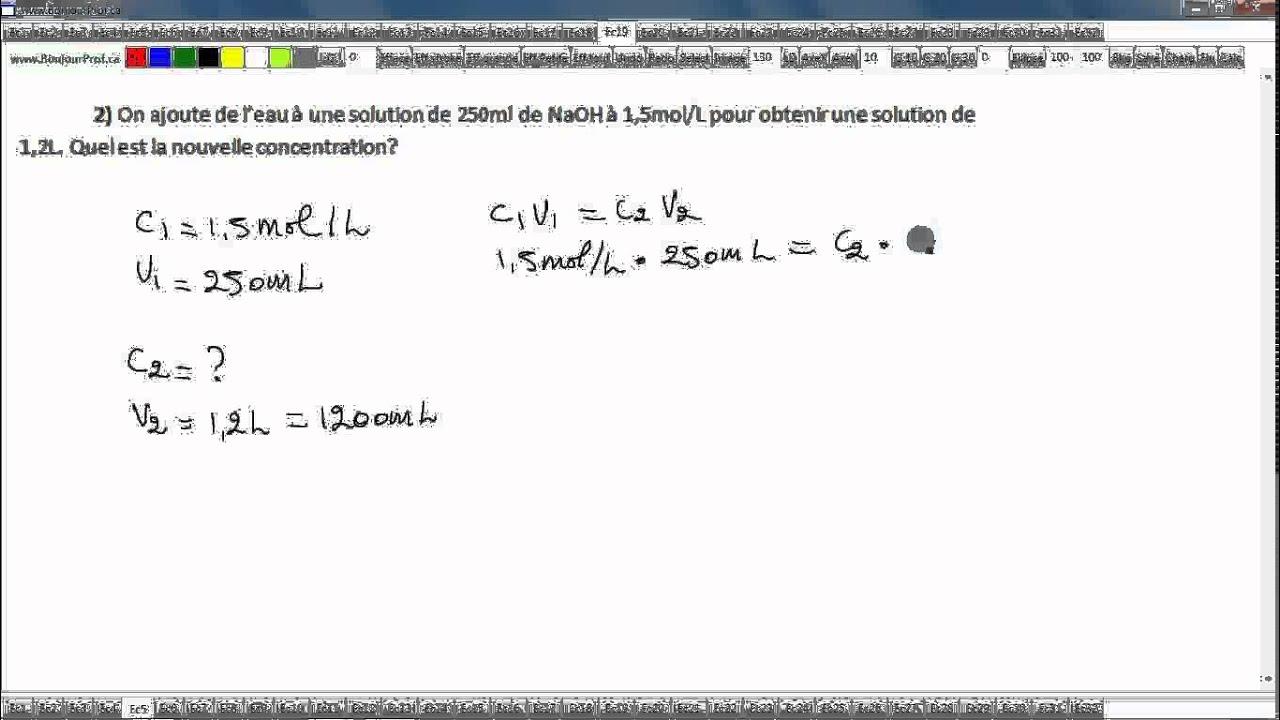 Secondaire 4 Quebec Science St Ste Scp 2 La