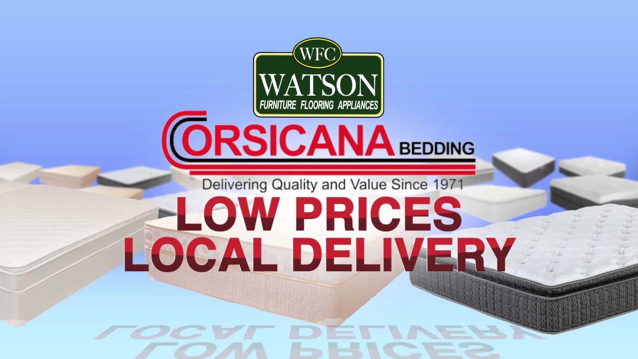 Corsicana Bedding Available At Watsonu0027s. Watsonu0027s Furniture Company