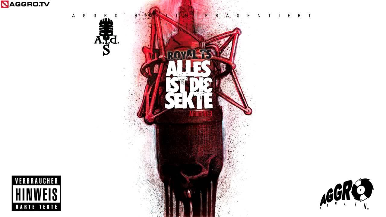 Royal TS - Alles Ist Die Sekte - Album Nr.3